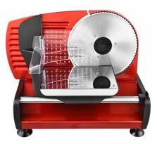 KALORIK AS 1003R fém szeletelő, piros