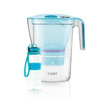 BWT Filtračná kanvica Vida Mei 2,6 l, modrá + outdoor športová fľaša