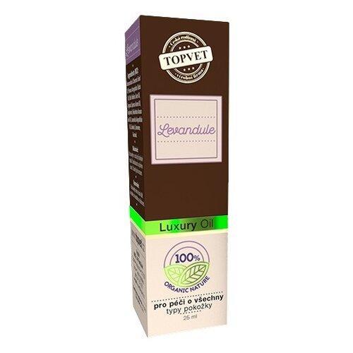 Topvet Luxusní pleťový olej Levandule, 25 ml