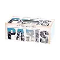 Cutie de şerveţele Carte postale, 24,5 cm