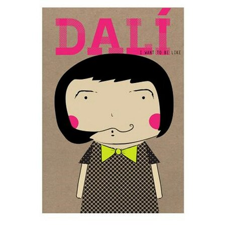 Plagát Dalí, 42 x 59 cm, Proster 44