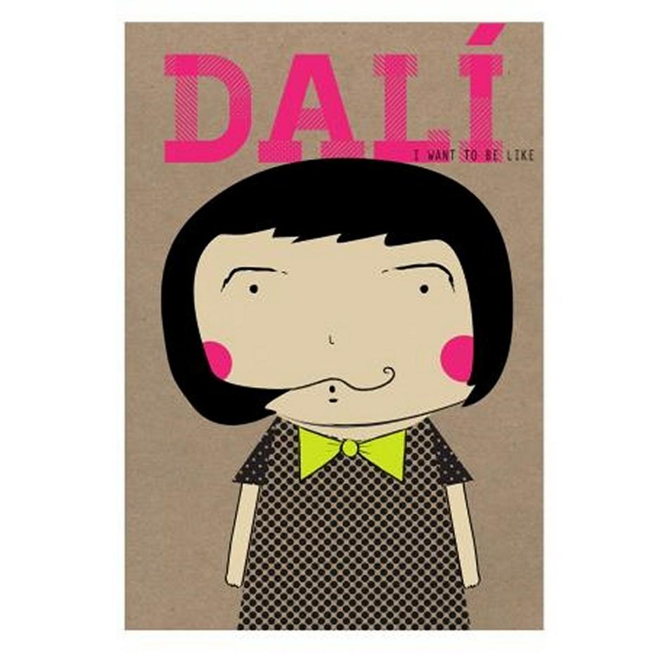 POSTER44 Plagát Dalí, 42 x 59 cm