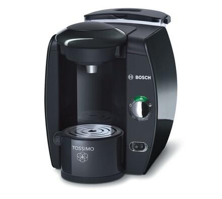 Espresso Bosch Tassimo TAS4012EE, černá