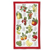 textilní kalendář 2012