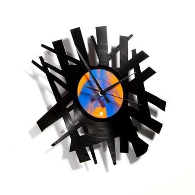 Discoclock 016 Big bangt nástěnné hodiny
