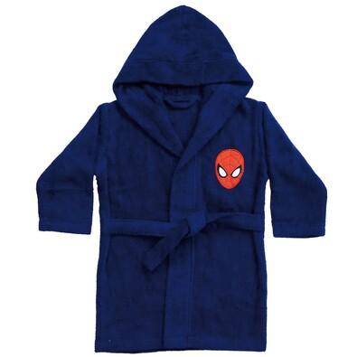 Dětský župan Spiderman Peter, 86 - 104 cm