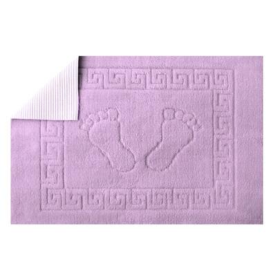 Koupelnová předložka Barefoot fialová, 50 x 70 cm