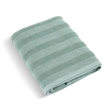 Ručník Luxie zelená, 50 x 100 cm