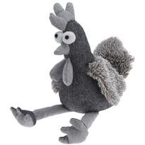 Dveřní zarážka Chicken, šedá