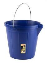 Kbelík STRONG 12 litrů, modrá