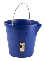 Vedro STRONG 12 litrov, modrá