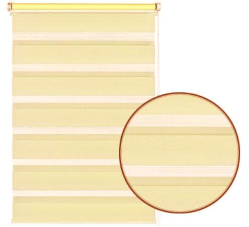 Gardinia Roleta easyfix dvojitá krémová, 120 x 150 cm