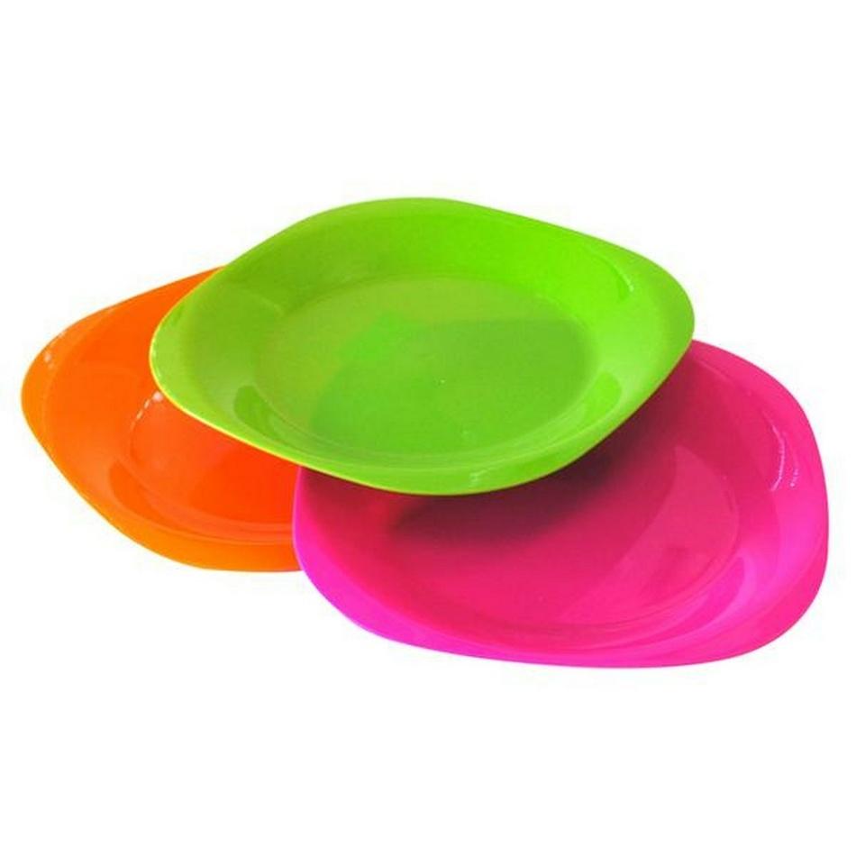 Toro Plastový tanier, 8 ks