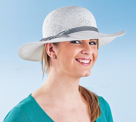 Dámský klobouk, papírový