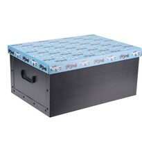 Úložný box Autá 51 x 37 x 24 cm
