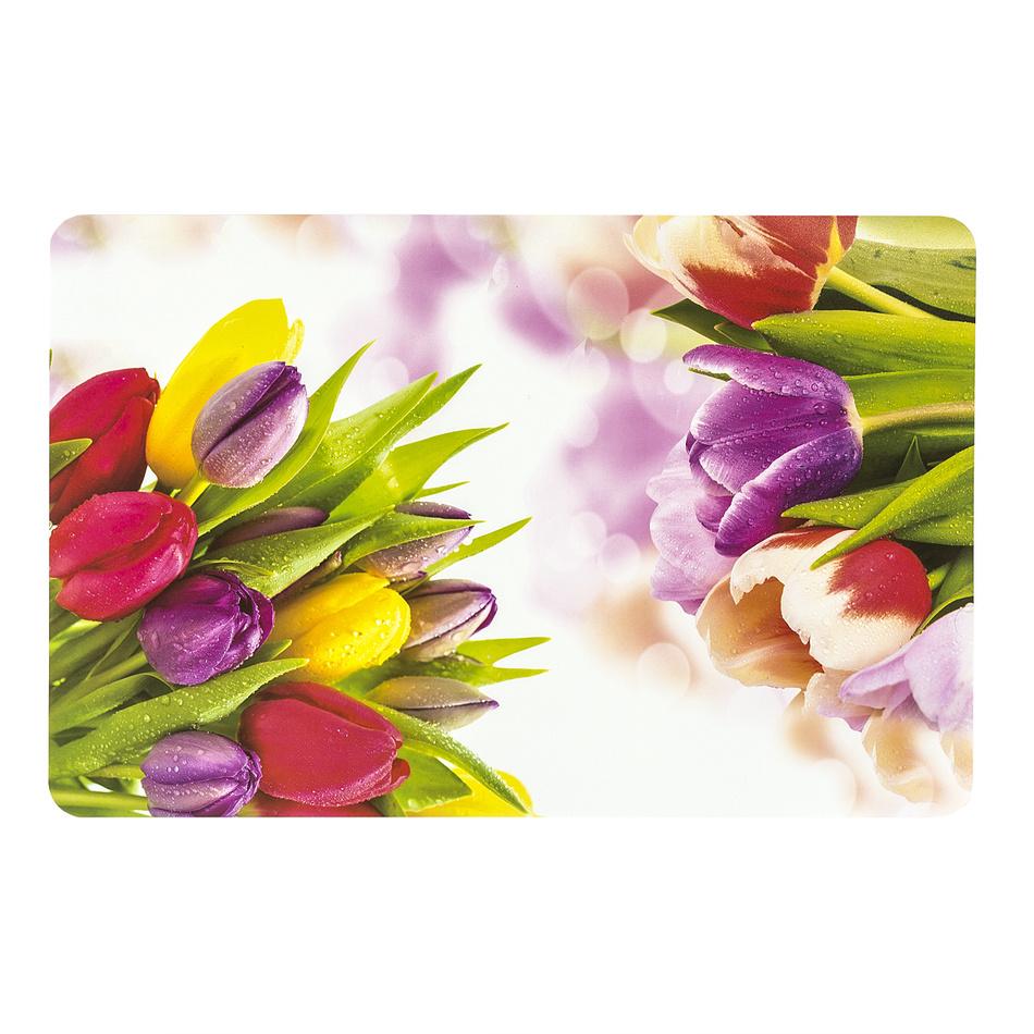 Banquet Prestieranie Flower tulipány 43 x 28 cm