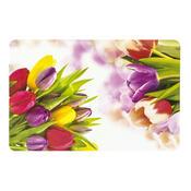 Prostírání Flower tulipány 43 x 28 cm