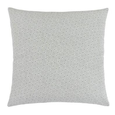 Polštářek Rita Mandely šedá, 40 x 40 cm