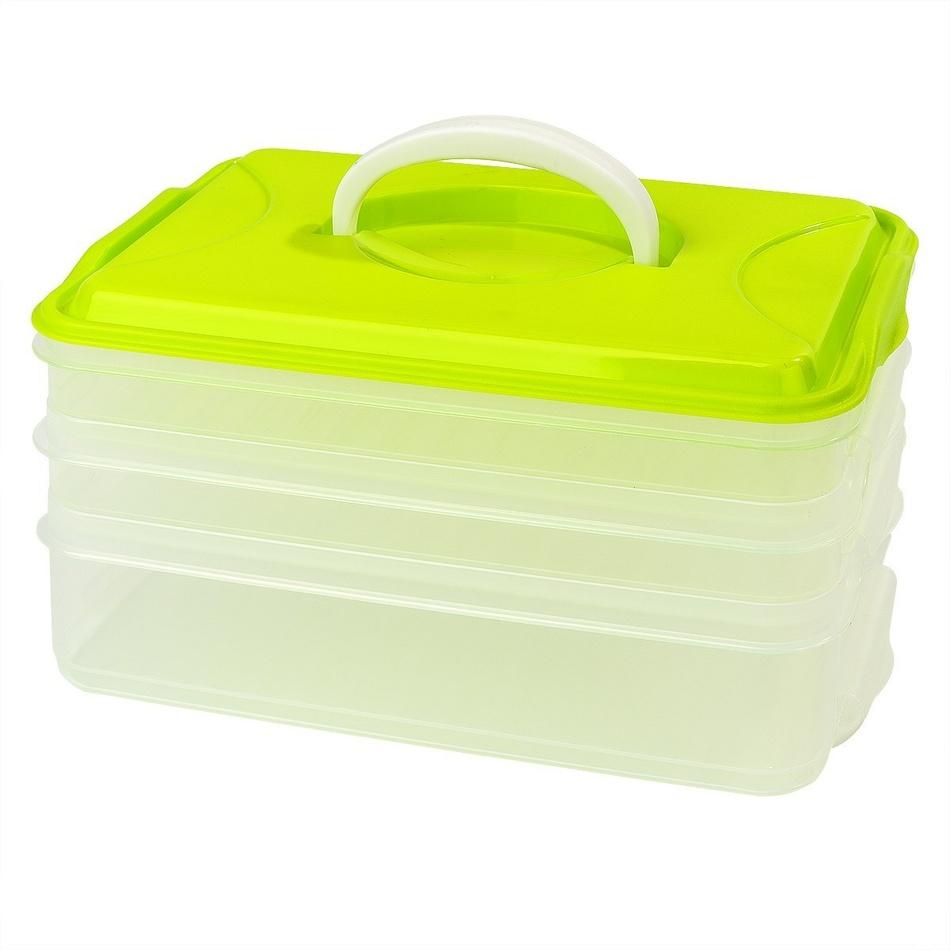 4Home Prenosný box na potraviny malý