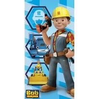 Osuška Bob staviteľ, 70 x 140 cm