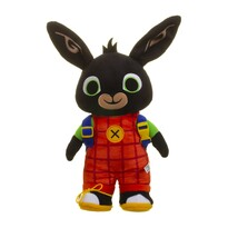 Plyšový zajačik Bing s batôžkom, 33 cm