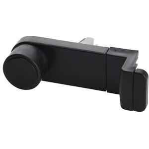 Držák telefonu do ventilace, černá