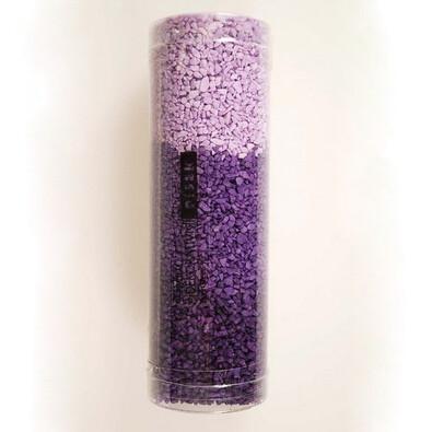 Dekorační písek fialový