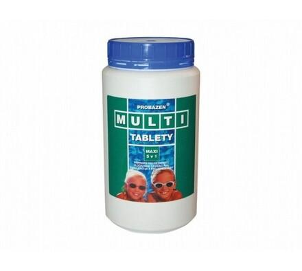 Multi tablety MAXI 1 kg/ 5 v 1