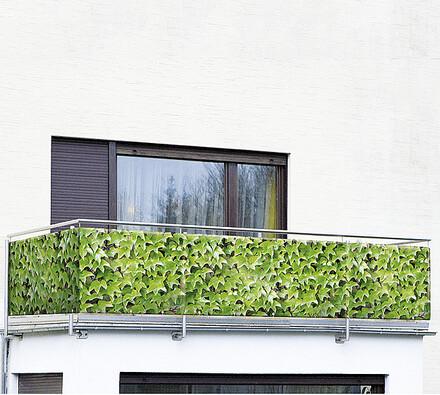Wenko Zástěna na balkón listí