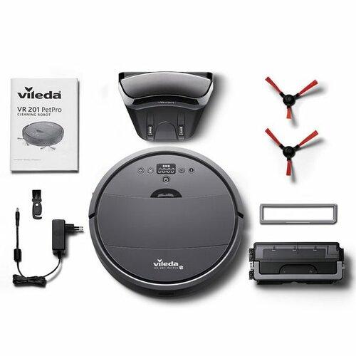 Vileda Robot VR201 PetPro robotický vysávač