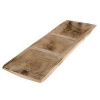 Taca drewniana Visby, 39 x 13 cm