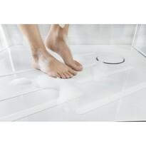 Sada samolepiacich protišmykových pások do kúpeľne, 18 ks