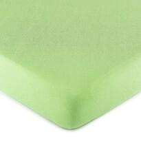 Cearşaf 4Home jersey, verde, 160 x 200 cm