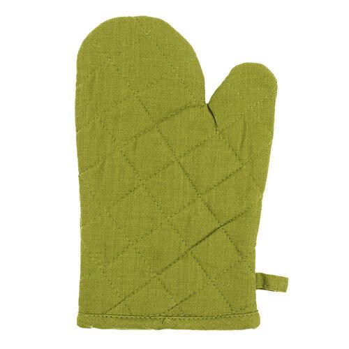 Chňapka Kostka zelená, 17 x 27 cm