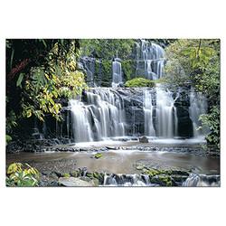 Puzzle Nový Zéland - vodopády, 1500 dílků