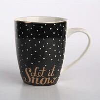 Altom Kubek porcelanowy Nordic Winter Dots, 340 ml