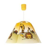 Rabalux 4568 Leon gyermek mennyezetvilágítás,  sárga