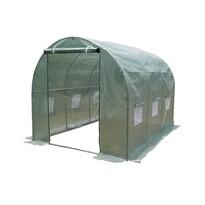 Happy Green Tunel foliowy zielony, 2 x 3 m