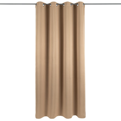 Zatemňovací záves Arwen svetlohnedá, 140 x 245 cm