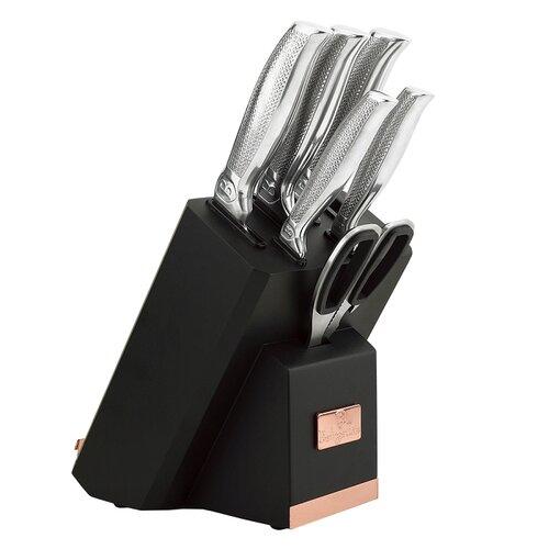 BERLINGERHAUS Sada nožů ve stojanu s držákem 7 ks