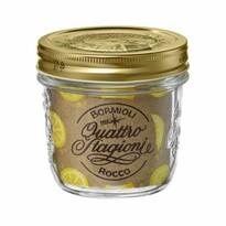 Słoik Bormioli Rocco Quattro Stagioni wide mouth, 200 ml