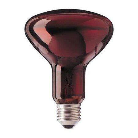 Produktové foto Žárovka Philips Massive E27 100W infra červený