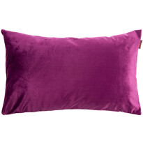 Domarex Față de pernă Velvet, violet, 30 x 50 cm