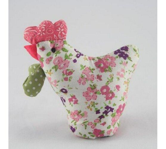 Textilná sliepočka