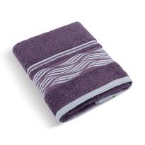 Ręcznik kąpielowy Fala fioletowy