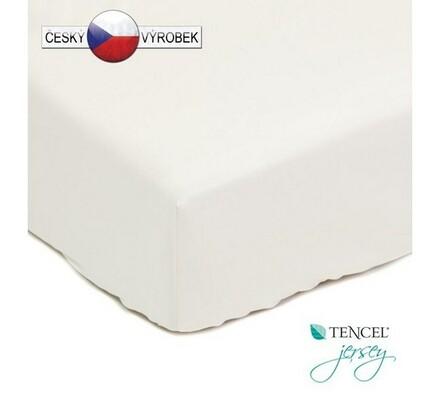 Nepropustné prostěradlo, bílé, 90 x 200 cm