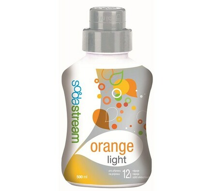 SodaStream sirup Orange Light 500 ml