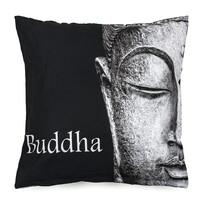 Párnahuzat Buddha face, 45 x 45 cm