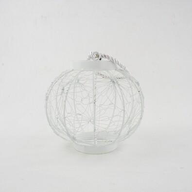 Metalowa latarnia, 20 cm
