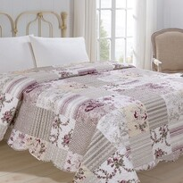 Narzuta na łóżko Kwiat, 220 x 240 cm